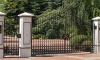 Geschmiedetes Einfahrtstor - Tor aus Stahl gefertigt- Gartentor