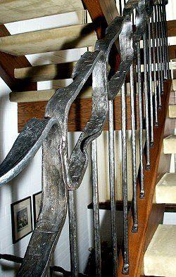 Treppengeländer - Innengeländer - Detail