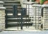 Hoftor - Gartentor - Tor aus Kupfer