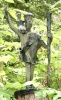 Christopherus - Christopherus skulptur - Skulptur