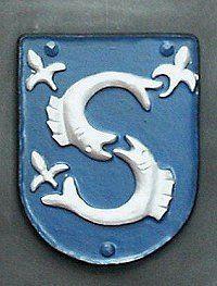 Wappen - Partnerstadt - Freundschaftswappen - Detail