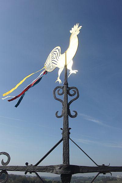 Solingen - Gräfrath - Kirchturmkreuz