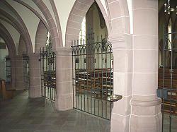 Netphen - Trenngitter - Gitter - Abschlussgitter - beschränkter Zugang