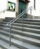 Handlauf - Geländer - Pfostenhandlauf - Kirchenportal