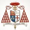 Kardinalswappen in Paderborn - Priesterkolleg