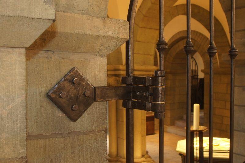 Werl - Trenngitter - Gitter - Abschlussgitter - beschränkter Zugang